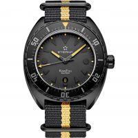 Herren Eterna Super Kon Tiki Black Limited Edition Watch 1273.43.41.1365