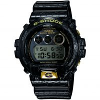 Casio G-Shock Crocodile Series Limited Edition Herenchronograaf Zwart DW-6900CR-1ER