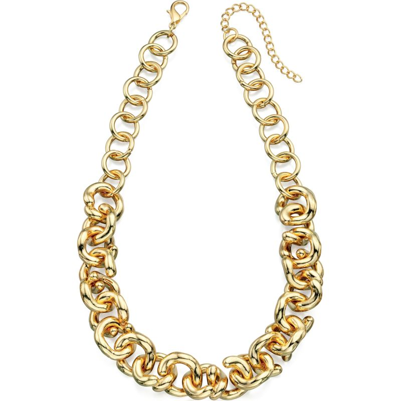 Ladies Fiorelli PVD Gold plated Necklace N3777