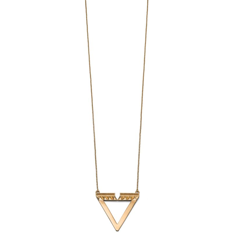 Ladies Fiorelli PVD Gold plated Necklace N3868