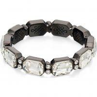 Ladies Fiorelli Black Ion-plated Steel Bracelet B4711