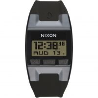 Mens Nixon The Comp S Alarm Chronograph Watch