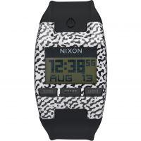 Herren Nixon The Comp S Wecker Chronograf Uhr
