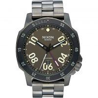 Hommes Nixon Le Ranger GMT Montre