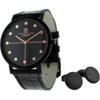 homme Tateossian Cufflink Gift Set Watch SM0193