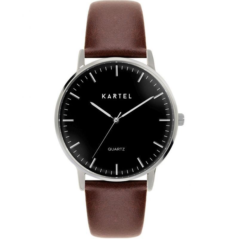 Unisex Kartel Scotland Lewis 40mm Watch KT-LEW-SBC