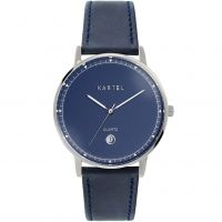 Unisex Kartel Scotland Haig 40mm Watch KT-HAIG-SNS