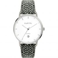 Unisex Kartel Scotland Tarbert 40mm Watch KT-HT-TAR1