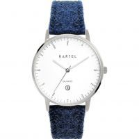 Unisex Kartel Scotland Tarbert 40mm Watch KT-HT-TAR2