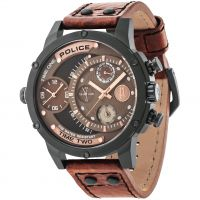Mens Police ADDER Watch