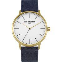 Herren Ben Sherman London PORTOBELLO SOCIAL Uhr
