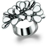 Damen Swatch Bijoux Edelstahl Ring Größe L Love Explosion Weiß