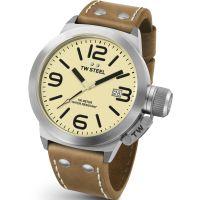 Herren TW Steel Canteen 50mm Watch CS0012