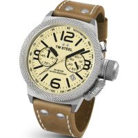 Mens TW Steel Canteen Chronograph 45mm Watch