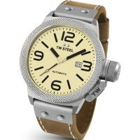 Mens TW Steel Canteen Automatic 50mm Watch