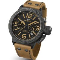 homme TW Steel Canteen Chronograph 45mm Watch CS0043