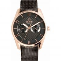 homme Obaku Flint Watch V171GMVBMB