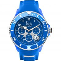 Ice-Watch Ice-Sporty Big Big Unisexchronograaf Blauw 001340