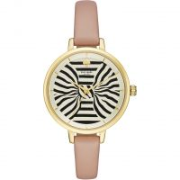 femme Kate Spade New York Metro Bow Watch KSW1031