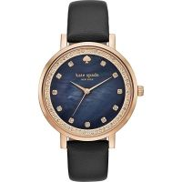 Kate Spade New York Monterey Dameshorloge Zwart KSW1051