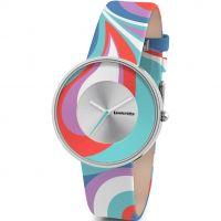 Damen Lambretta Cielo Paisley Watch 2128TUR