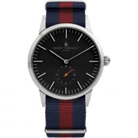 Herren Smart Turnout Signature Watch STK3/BK/56/W-HD