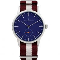 Herren Smart Turnout Signature Watch STK3/NV/56/W-HARV
