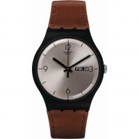 homme Swatch LONELY DESERT Watch SUOB721