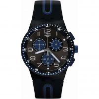 homme Swatch KAICCO Chronograph Watch SUSB406