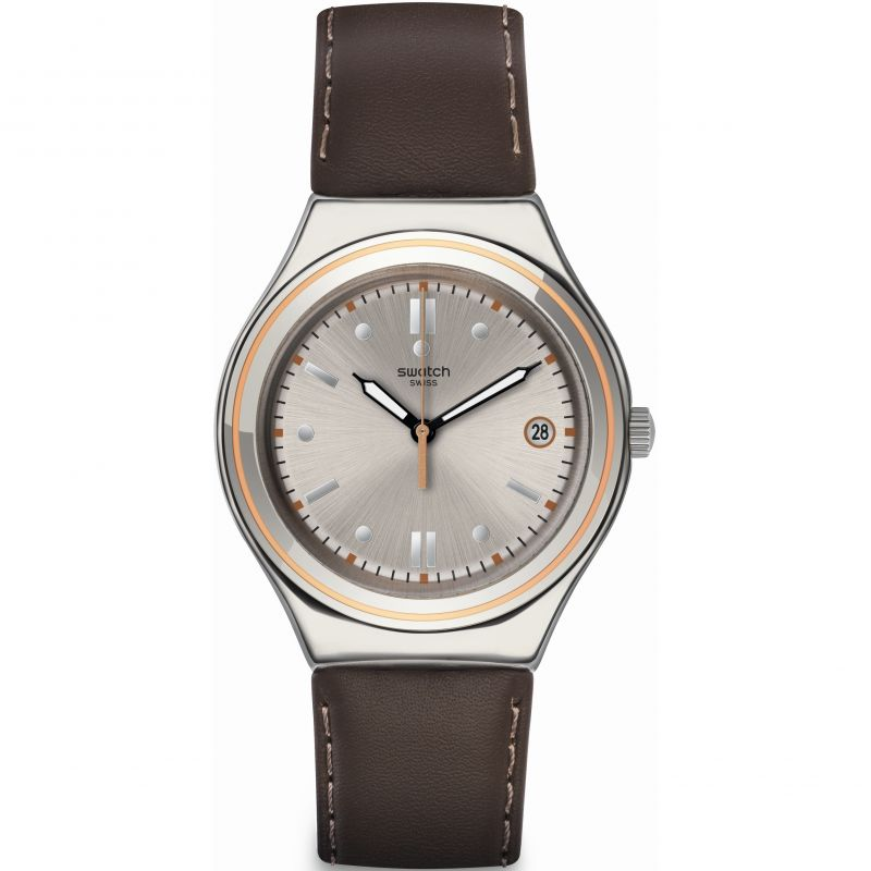 Unisex Swatch VINTAGE HOUR Watch YGS470