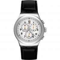 homme Swatch L Imposante Chronograph Watch YOS451