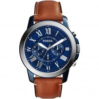 Mens Fossil Grant Chronograph Watch