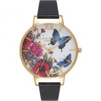 Femmes Olivia Burton Enchanted Jardin Floral Papillon Montre