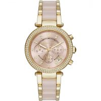 Damen Michael Kors PARKER Chronograph Watch MK6326