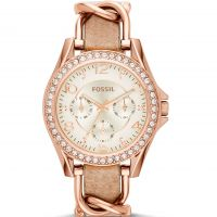 Damen Fossil Riley Uhr