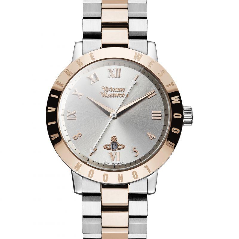 femme Vivienne Westwood Bloomsbury Watch VV152RSSL