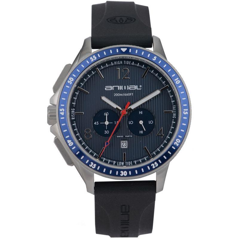 Herren Animal T44 Chronograph Watch WW6SJ001-603