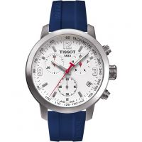 Herren Tissot PRC200 RBS 6 Nations 2016 Special Edition Chronograf Uhr