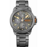 Herren Hugo Boss Orange New York Watch 1513319