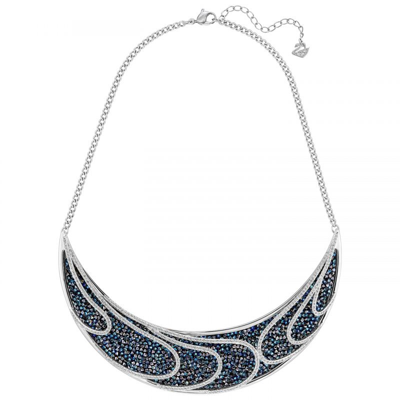 Ladies Swarovski Stainless Steel EARTH NECKLACE 5190040