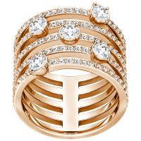 femme Swarovski Jewellery CREATIVITY RING SIZE L Watch 5221418