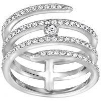 Swarovski Jewellery CREATIVITY RING SIZE P/Q JEWEL