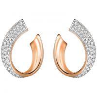 Damen Swarovski PVD Rosa plating EXIST EARRINGS