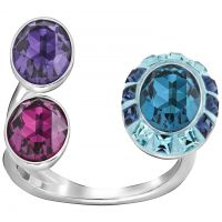 femme Swarovski Jewellery EMINENCE RING SIZE N Watch 5206839