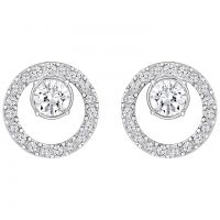 Swarovski Dames CREATIVITY EARRINGS Roestvrijstaal 5201707