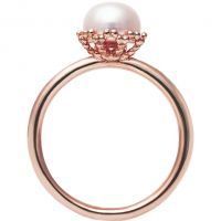 Jersey Pearl Emma-Kate Freshwater Pearl Ring Size M JEWEL