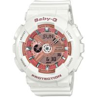 Ladies Casio Baby-G Alarm Chronograph Watch