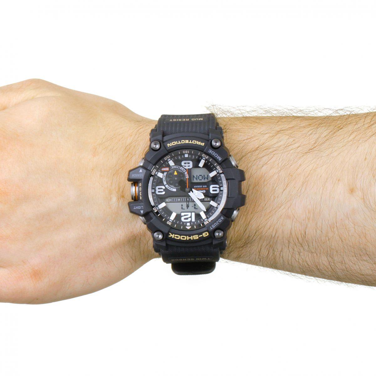 montre casio gg-1000-1aer