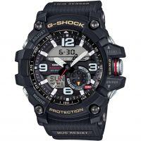 Herren Casio Premium G-Shock Mudmaster Twin Sensor Compass Alarm Chronograph Watch GG-1000-1AER