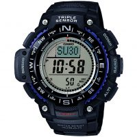 Hommes Casio SPORTS GEAR Alarme Chronographe Montre